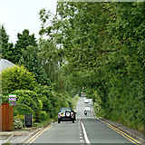 SO9262 : Hanbury Road east of Droitwich Spa in Worcestershire by Roger  Kidd
