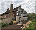 TQ6302 : Langney Priory by PAUL FARMER