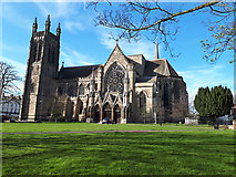 SP3265 :  All Saints church, Leamington Spa by Stephen Craven