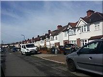 TQ2087 : Church Drive, Kingsbury by David Howard