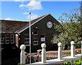 SO1205 : Edwardian former school buildings in Abertysswg by Jaggery