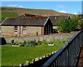 SO1305 : Former village primary school, Abertysswg by Jaggery