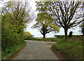 TM4878 : Reydon Lane, Reydon by Adrian Cable