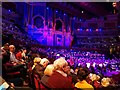 TQ2679 : Royal Albert Hall stage by DS Pugh