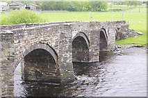 SJ1143 : Carrog Bridge by Stephen McKay