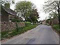 SP2608 : Village street, Shilton by Vieve Forward