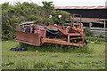 TG4306 : Ruston Bucyrus Bulldozer by Ian S