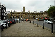 NY4055 : Carlisle Citadel Station by Richard Sutcliffe