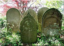 TG2408 : The grave of George Thomas Holdom by Evelyn Simak