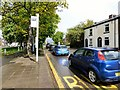 SJ9291 : Slow traffic on the A560 by Gerald England