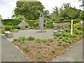 TV4898 : Seaford Peace Garden by Mike Faherty
