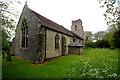 TL9650 : St Mary, Kettlebaston - north-east elevation by David Kemp