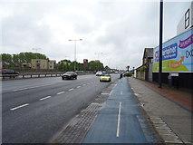 TQ4081 : London Cycle Superhighway 3 (CS3) by JThomas