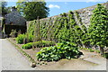 SH5573 : The kitchen garden at Plas Cadnant - May 2019 by Richard Hoare