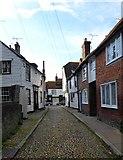 TQ9220 : Church Square, Rye by Simon Carey