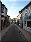 TQ9220 : Market Road, Rye by Simon Carey