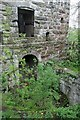 SJ0580 : Clive Shaft engine house, Talargoch mine, Dyserth – 6 by Alan Murray-Rust