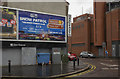 J3374 : Advertising Hoarding, Belfast by Rossographer