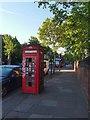 TQ3676 : Telephone Box in Jerningham Road, New Cross by PAUL FARMER