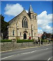 NS5574 : St Joseph's Roman C atholic Church, Milngavie by Richard Sutcliffe