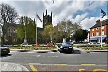 SO8554 : Worcester Cathedral by Michael Garlick