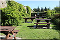 NS2309 : Picnic Area at the Walled Garden, Culzean by Billy McCrorie
