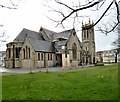 SH7882 : Holy Trinity Church by Gerald England