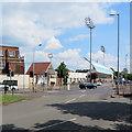 SK5838 : West Bridgford: along Bridgford Road by John Sutton