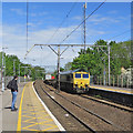 TL7007 : Chelmsford: southbound containers by John Sutton