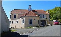 NT3294 : Belvedere Hotel, West Wemyss by Bill Kasman