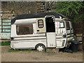 TQ3182 : Compass Commodore 340 Rallye Caravan by Mike Quinn