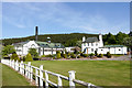 NJ1535 : Buildings at Tormore Distillery by Trevor Littlewood