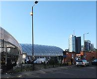 SJ8499 : Victoria Station by habiloid
