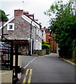 ST2281 : Up Church Lane, Old St Mellons by Jaggery