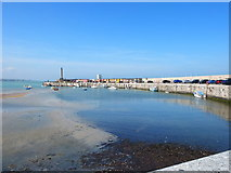 TR3571 : Margate Pier and Harbour by Gary Rogers