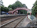 NY4654 : Wetheral station by Rudi Winter