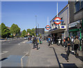 TQ3682 : Mile End Road, London by Rossographer