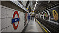 TQ3281 : Platform, Bank Underground Station by Rossographer