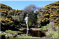 NC8802 : Waterfall on Sputie Burn by Chris Heaton