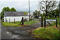 H4465 : Former railway cottage, Kiltamnagh by Kenneth  Allen