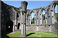 SS8086 : The Chapter House, Margam Abbey by Philip Halling