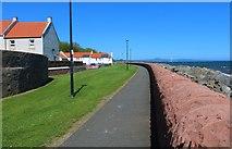 NT3294 : Fife Coastal Path, West Wemyss by Bill Kasman
