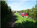SO8591 : Norfolk Lass Scene by Gordon Griffiths