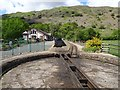 NY1700 : Dalegarth R&ER railway station, Cumbria by Nigel Thompson