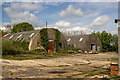 ST1910 : RAF Upottery (Smeatharpe): a tour of a WW2 airfield - Main Stores (6) by Mike Searle