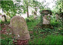 TG2408 : The grave of Charles Holborn by Evelyn Simak