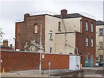 SK3635 : Wyvern House, Railway Terrace, Derby by Stephen Craven
