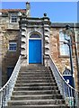 NO5402 : Staircase, Pittenweem Town Hall by Richard Sutcliffe