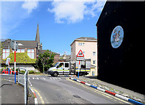 C4316 : Fountain Area, Derry / Londonderry by Kenneth  Allen