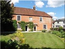 SU7037 : Jane Austen's house and museum, Chawton by Roger Cornfoot